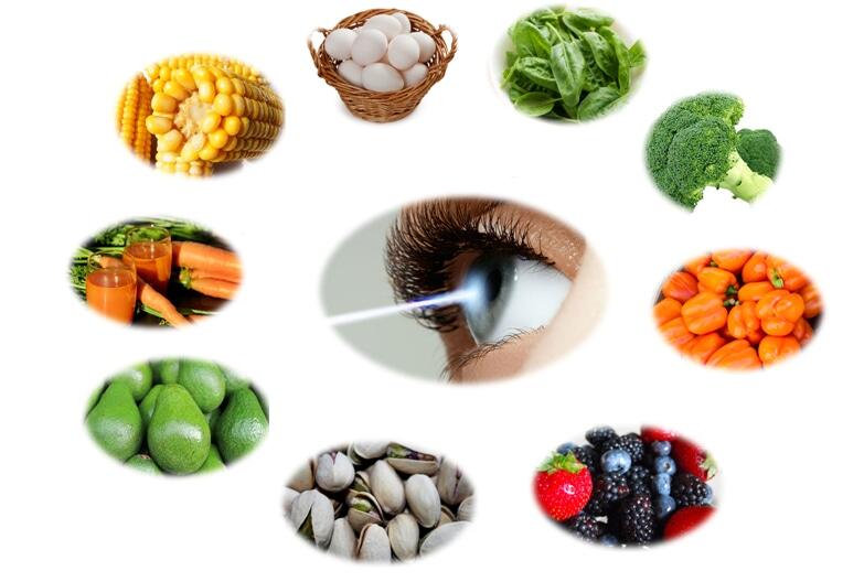 Bổ sung đủ dưỡng chất cho mắt là cách chữa hiện tượng ruồi bay hiệu quả